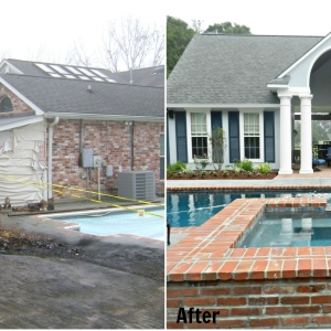 PoolHouse Collage
